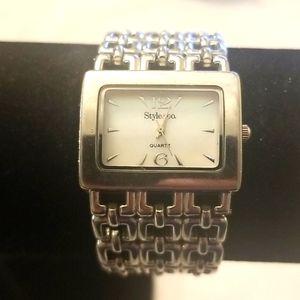 STYLE & COMPANY Women's Bracelet Watch